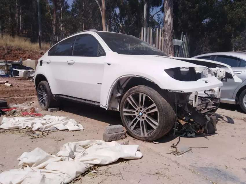 Bmw X6 stripping for Spares 0