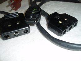 Кабель питания.сетевой кабель осциллограф генератор