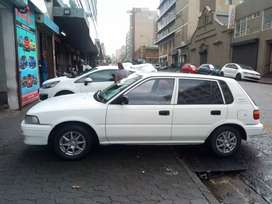 Toyota conquest Tazz 1.3 model 2005 for SALE