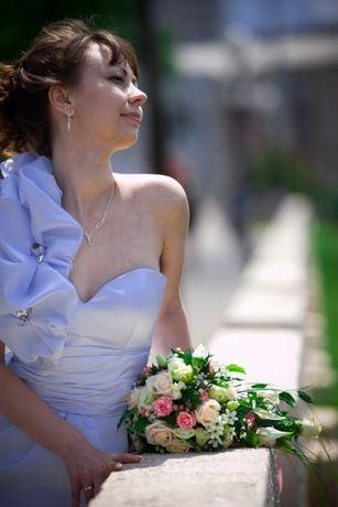 Свадебное платье короткое разм 42-46 Харьков - изображение 4