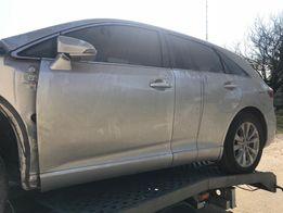 стекло на Toyota Venza тоета венза разборка