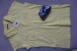 ATLANTIC TRIUMPH T-shirt polo bluzka 36 S zara GATTA Intimissimi MNG