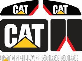 Naklejki Cat Caterpillar