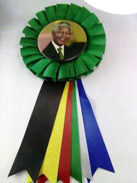 RARE ITEM: Madiba Death Rosette Highly Collectable