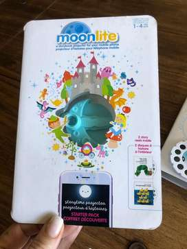 Moonlite story book set with 5 books