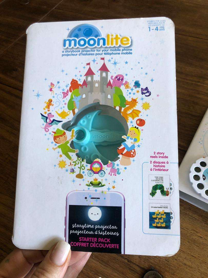 Moonlite story book set with 5 books 0