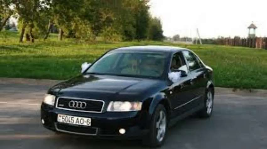 Audi A4 B6 2004 for sale for spares or as whole, no logbook
