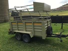 Cattle/Horse Trailer