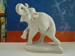 """Фарфоровая статуэтка """"Слон"""""""