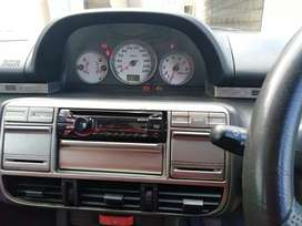 Nissan x trail good condition with service book in order.