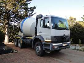 Mercedes Benz 2628 6 m3 Cement Mixer Truck