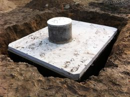 Zbiorniki na SZAMBO, Szamba BETONOWE szczelne, ZBIORNIK betonowy ATEST