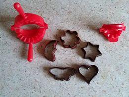 Формы для выпекания печенья и вареников