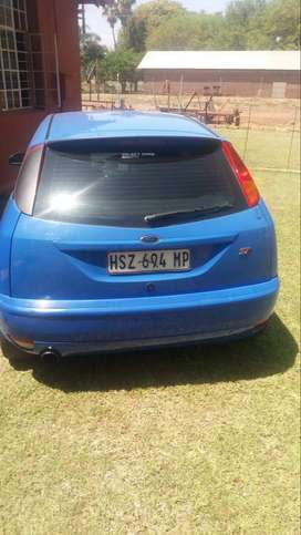 Ford Focus ST 2004