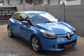 2013 RENAULT CLIO IV 900T EXPRESSION