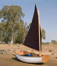 Motor, Sailing and rowing. Nesting Pram ideal for Yacht tender for sale  South Africa