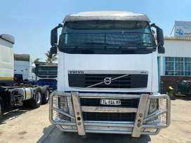 2012 VOLVO FH440hp DOUBLE AXLE TRUCK TRACTOR ON SALE