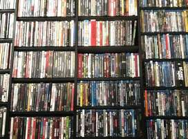Selling so many different movie and series dvds