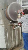 Алмазное сверление, Алмазное бурение, Алмазная резка бетона