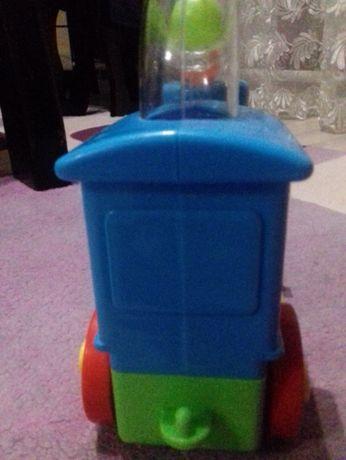 Паровозик от FineTime Toys Кременец - изображение 4