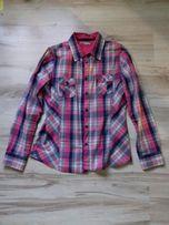 Koszula w kratę rozmiar 36