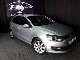 2014 polo6 1.6 on sale