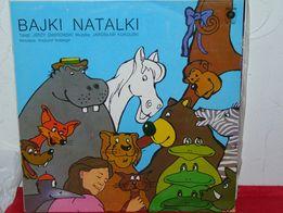 Płyty winylowe dla dzieci:Bajki Natalki