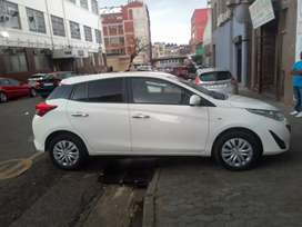 Toyota yaris 1.5 model 2018 for SALE