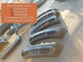 complete vw polo bujwa / classic front bumper