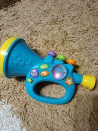 Продам трубу дитячу музичну