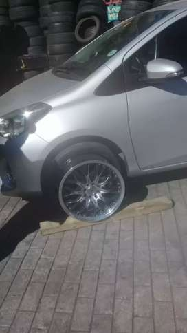 Tyres mags rims