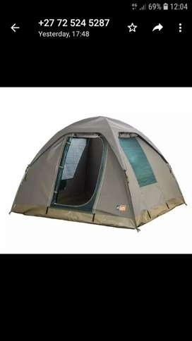Canvise tent
