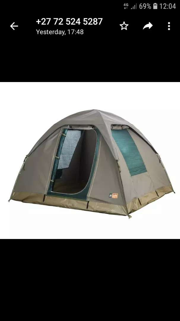 Canvise tent 0