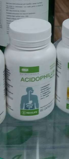Solution for too much acid in your body
