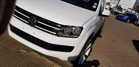 Amarok bakkie with 3uz for sale