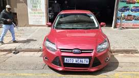 Ford focus sports