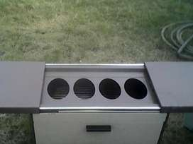Hot oven/plate