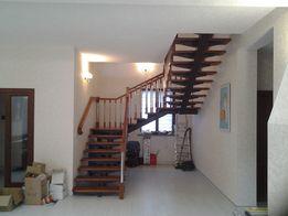 Деревянные лестницы. Лестницы деревянные на заказ.