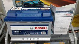 Akumulator Bosch S4009 12V 74Ah 680A E12 L+ Lewy dowóz montaż Kraków