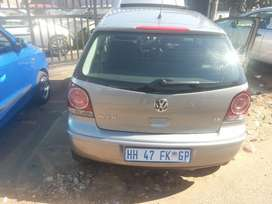 Polo sun roof in a fresh conditions 2010 mileage 89000km price R78000