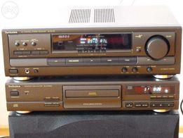 sa-ex120 / sa-ex100 (sa-gx180) CD sl-pg380a Wieża Technics Wzmacniacz