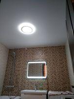 Натяжные потолки монтаж и ремонт