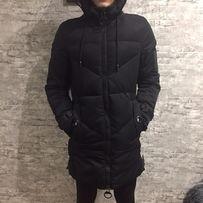 Зимняя куртка, пальто, парка (натуральный пух)