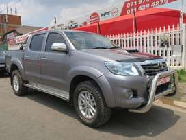 2013 Toyota Hilux 3.0D-4D Double Cab Raider For Sale