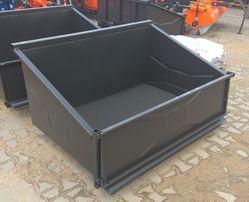 Skrzynia transportowa z firmy Metal Technik szerokość 1500 mm