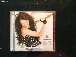 Płyta Miley Cyrus Breakout