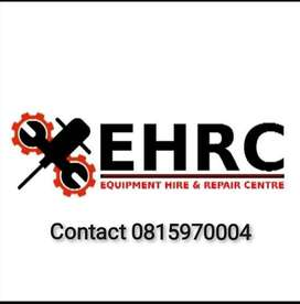 EQUIPMENT HIRE AND REPAIR CENTRE