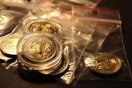!!OKAZJA!!$ 5 zł 2017 Kaplica Trójcy Świętej na Zamku Lubelskim moneta