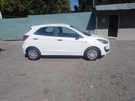2020 Ford Figo 1.5 with service book and key spear