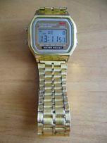 Zegarek kwarcowy relikt PRL-u